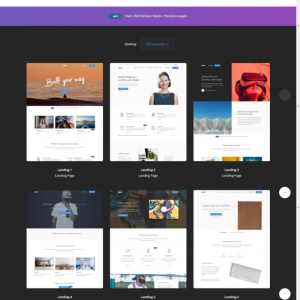 Business Theme - Stack