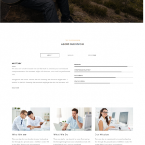 Business Theme - Alinti