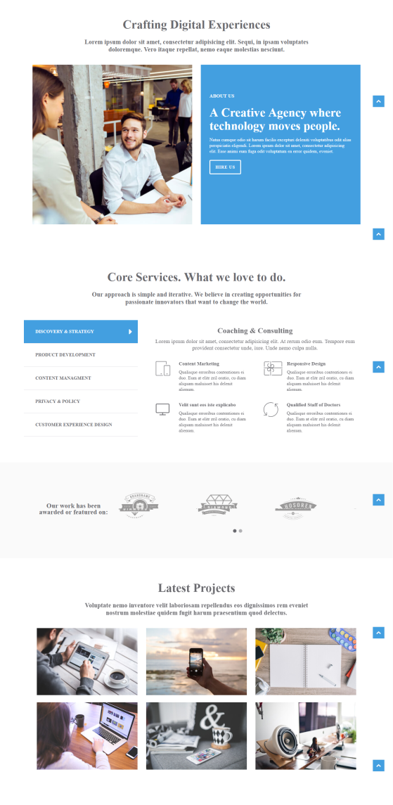 Business Theme - Getleads