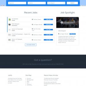 Jobs Portal - Jobify