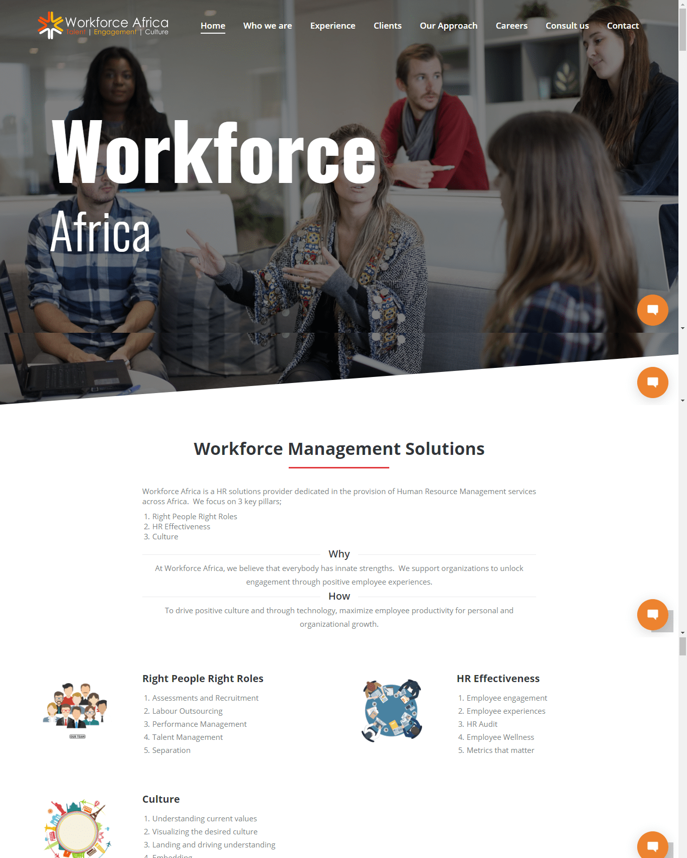 Workforce Africa - The Duo with a Continental Dream