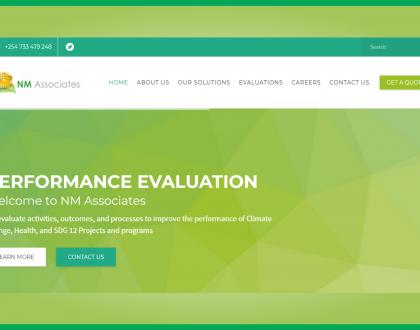 NMAssociates.co.ke - A Top Impact Evaluation Firm