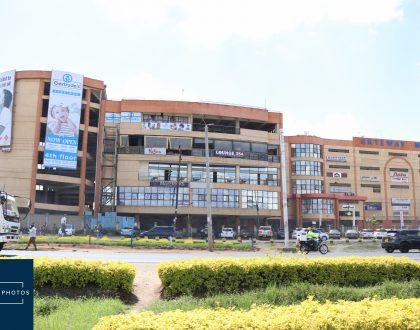 Gateway Mall Mombasa Road