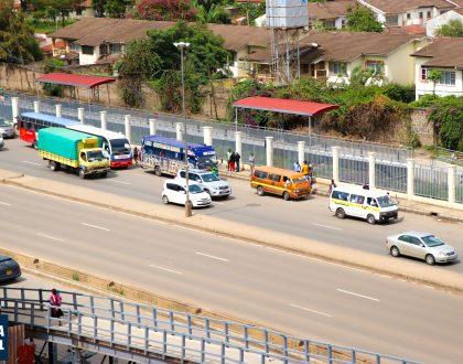 Fedha Matatu Stage - Outering Road
