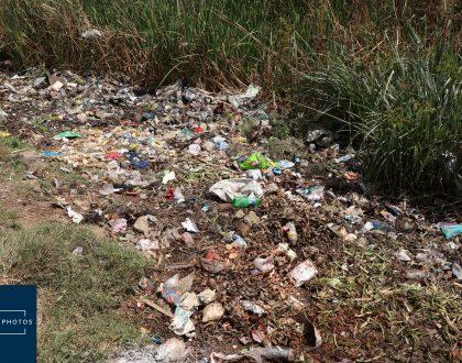 Nairobi Estate Dump sites
