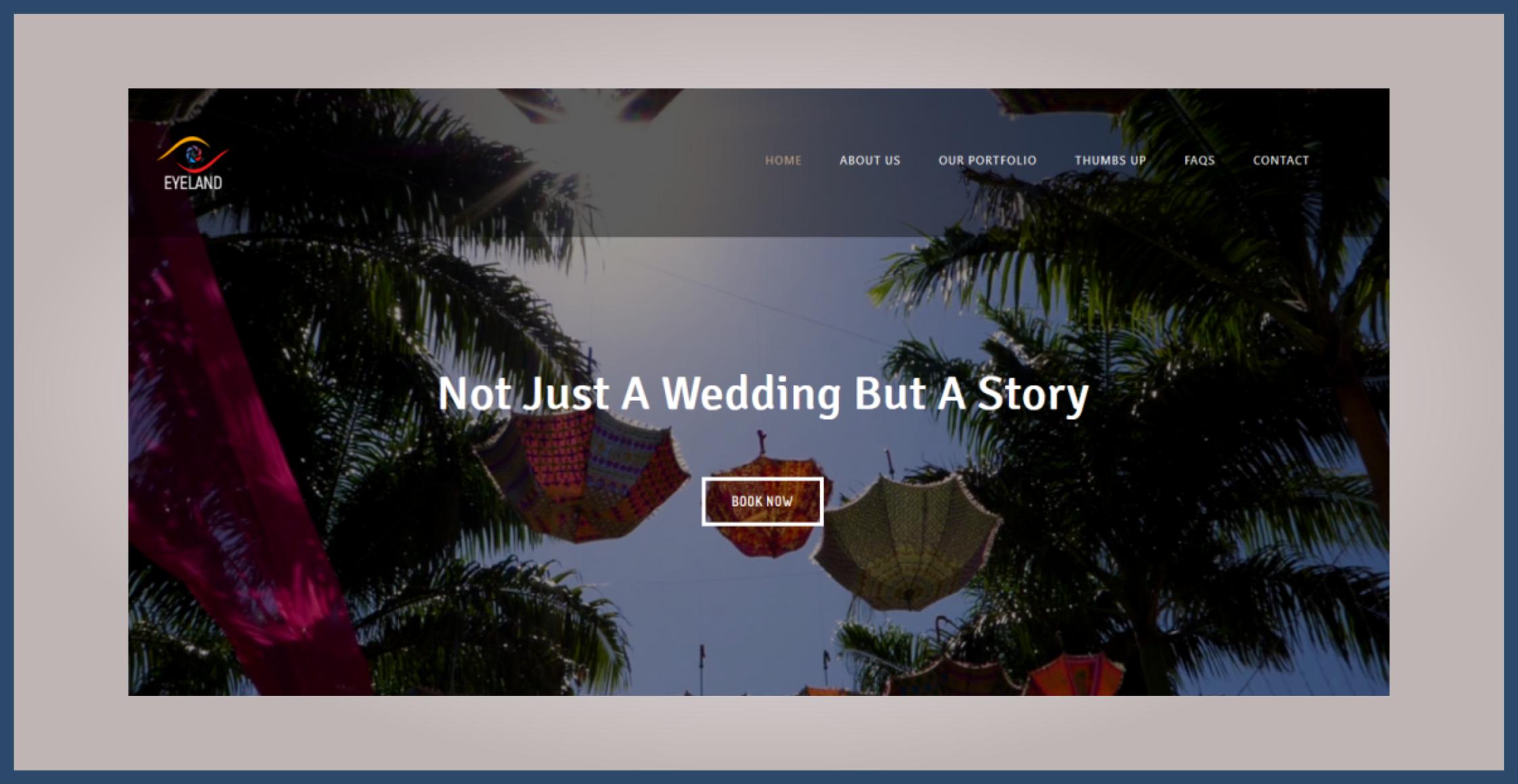 Eyeland.co.ke - Wedding Photographer