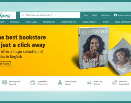 Upesionline.com - Multivendor Online Shop